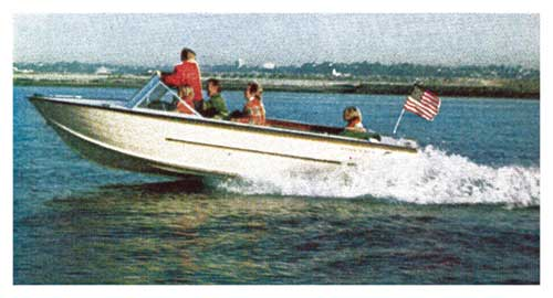 The 18-Foot Holiday Runabout