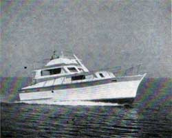 Ulrichsen 31 Foot Convertible Sedan Power Boat