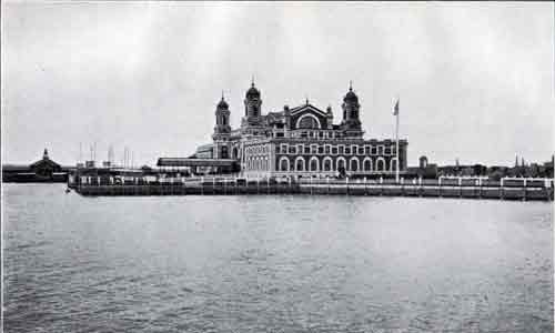 Immigration Station, Ellis Island, New York