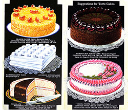 Epicurean Cakes