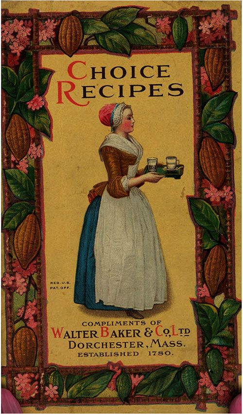 The Chocolate Girl - Choice Recipes