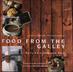 Food from the Galley: Daily Fare Onboard Ship