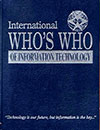 International Who's Who of Information Technology 1996