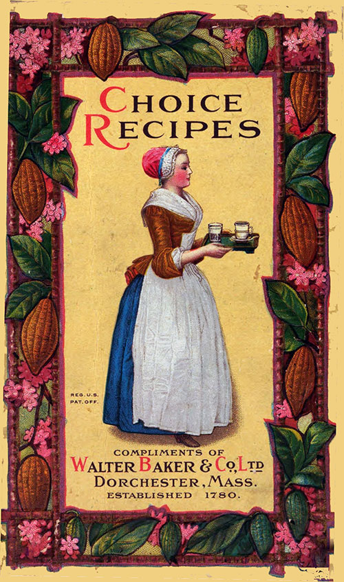 Choice Recipes for Chocolate - 1916