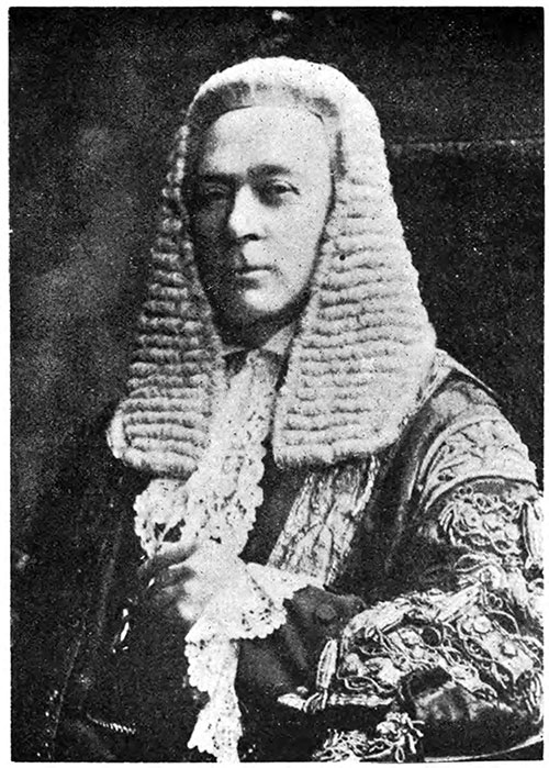 Sir John Charles Bigham, Lord Mersey, Head of the Court of Inquiry
