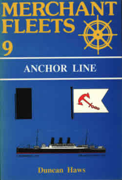 Merchant Fleets 9: Anchor Line
