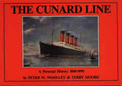 The Cunard Line: A Pictorial History, 1840-1990