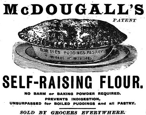 McDougall's Self Raising Flour