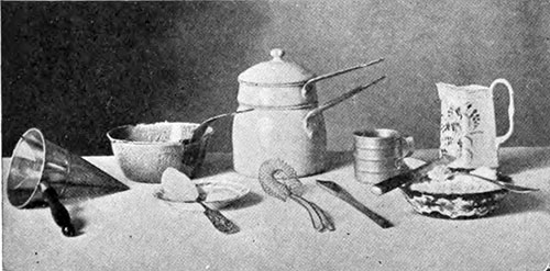 Utensils for Making Sauces