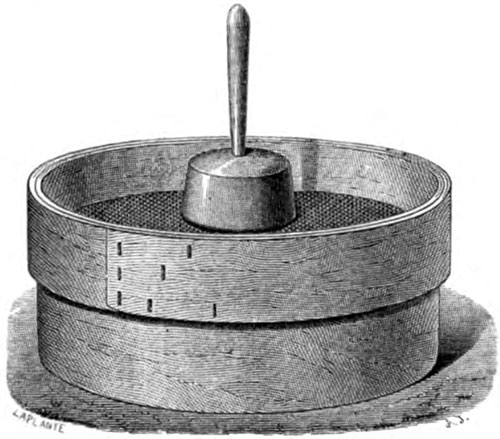 Sieve for Purees