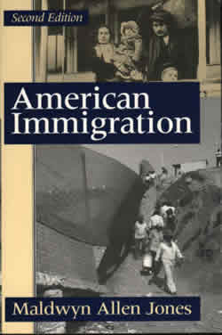 Image result for American Immigration, Maldwyn Allen Jones,