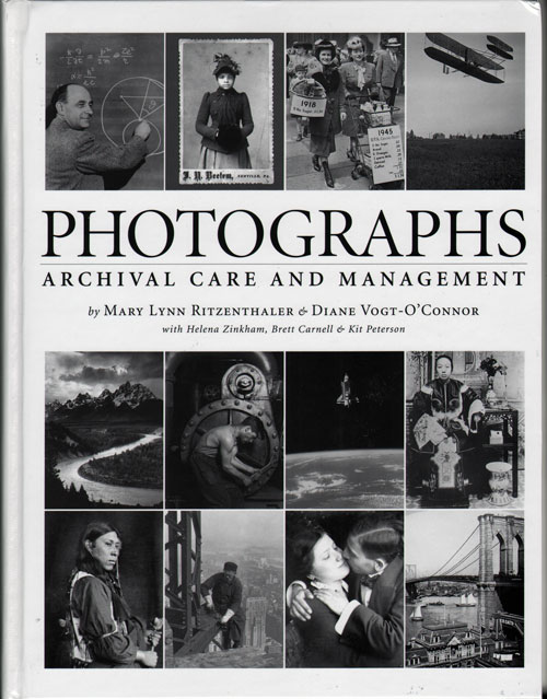 Photographs: Archival Care and Management