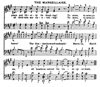 Fig 144 Music Score - The Marseillaise