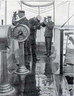 Officers on Deck - Watch