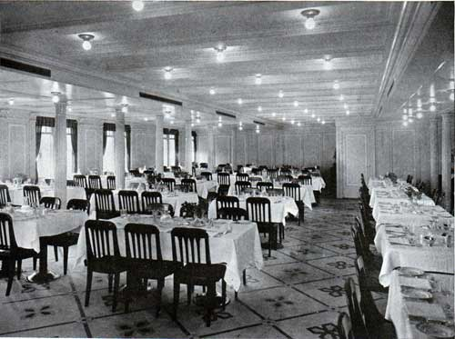 Second Class Dining Saloon   Light And Airy Part 17