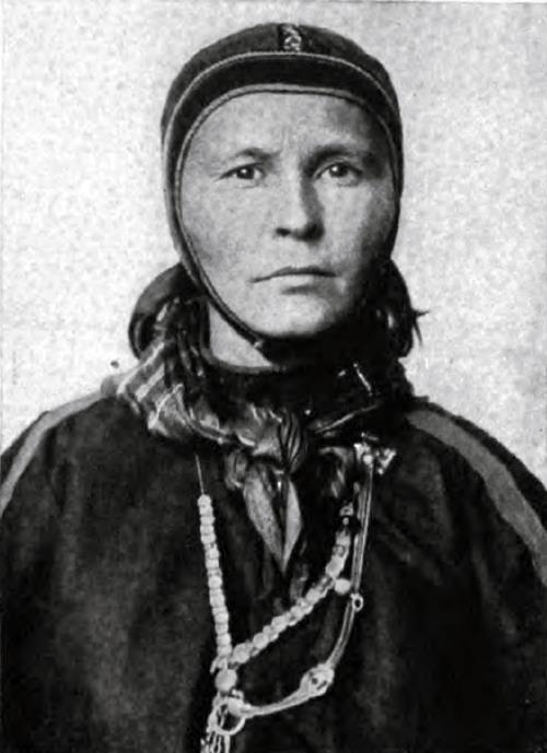Immigrant Woman From Lapland
