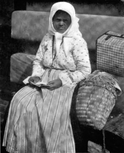 Photo of Immigrant from Holland