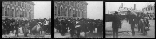 Arrival of Immigrants at Ellis Island