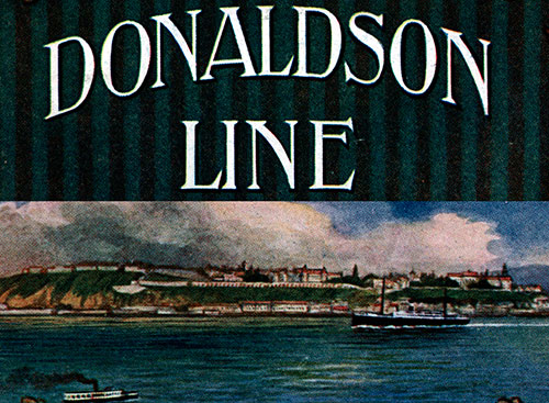 Passenger Lists of the Donaldson Atlantic Line