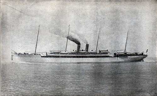 History of the North German Lloyd Steamship Company of Bremen (1898)
