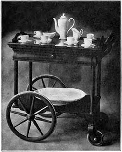 Tea Wagon - Hospitality On Wheels