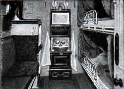 Second Cabin Two-Berth Room : Ivernia and Saxonia.