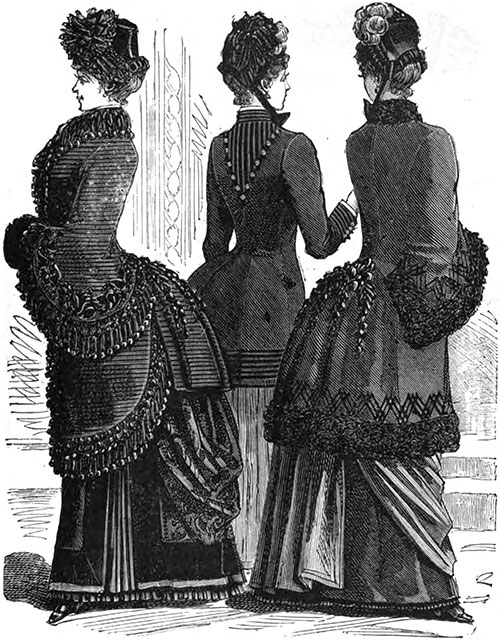 Plate 7: Outerwear Costumes