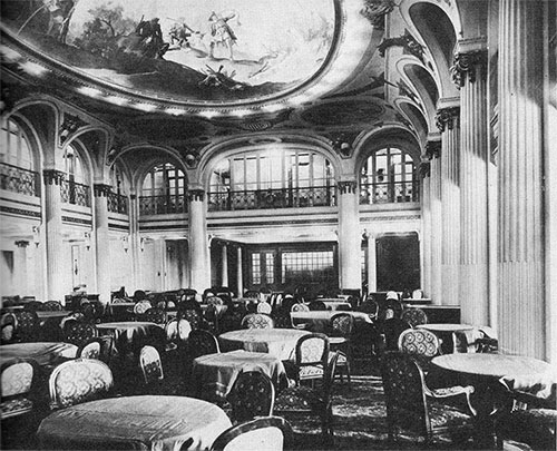 Dining Room of the Vaterland