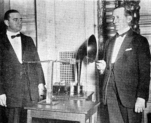 Marconi's Utilization of Short Waves Means Great Advance in Wireless Art