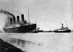 The Titanic Disaster of 1912
