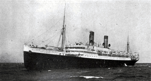 The SS Lafayette (1915)