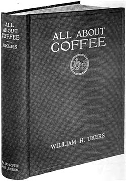 "Review of the Book ""ALL ABOUT COFFEE"" - 1922"