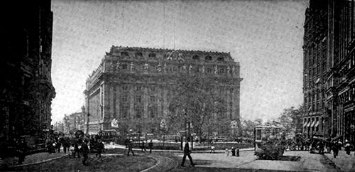 The New Custom House, New York