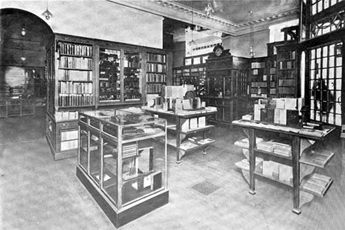 Messrs. W. H. Smith and Son's Bookshop