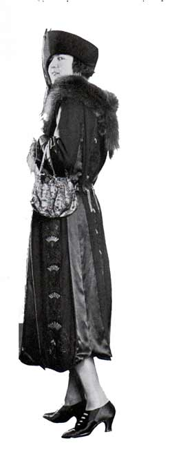 Adelle Rowland wearing a Thurn gown