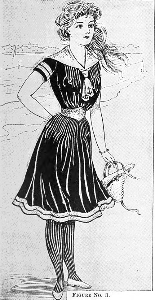 Bathing Costume 3 from 1900