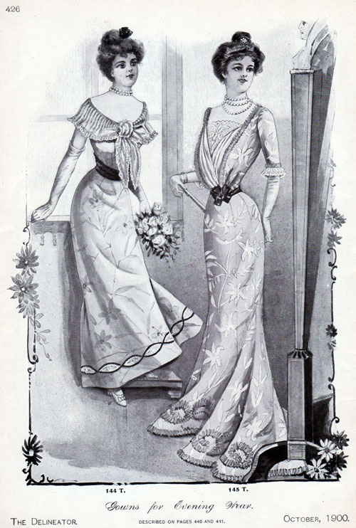 Gowns for Evening Wear