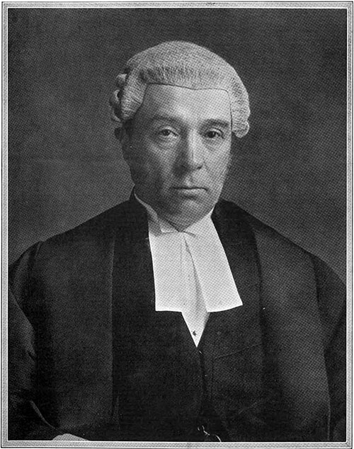 To Head the British Court of Inquiry into the Loss of the Titanic: Lord Mersey.