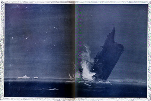 The End of the RMS Titanic
