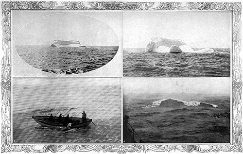 Where Disaster Met the Titanic: The Juncture of Artic Current and Gulf Stream: And Other Photographs Dealing With the Same Subject.