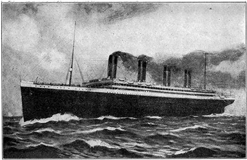 The White Star Liner Titanic