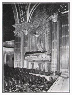A Picture Theater of Today circa 1920