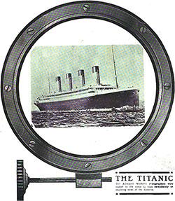 Coverage of the Titanic Illustration from the Cover of the Moving Picture News for 20 April 1912.