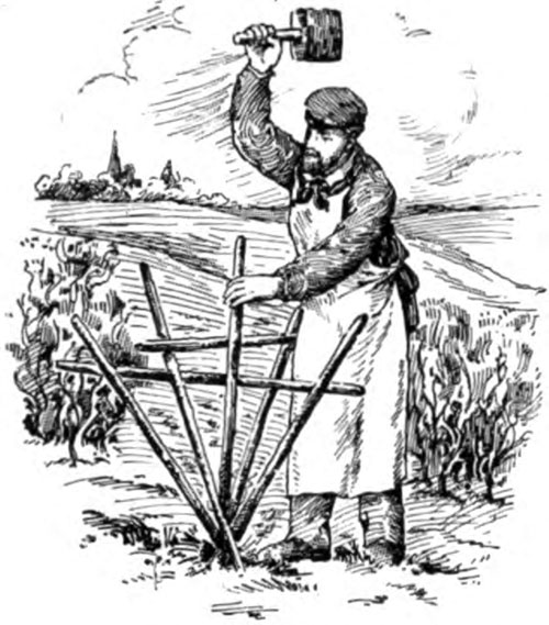 Preparation for Pole-Stacking