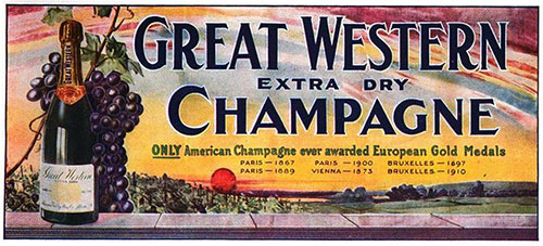 Great Western Champagne