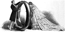 Illustration of a Consolidation of All Wedding Rings in the UK