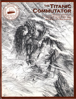 The Titanic Commutator, February 2001, Journal of the Titanic Historical Society