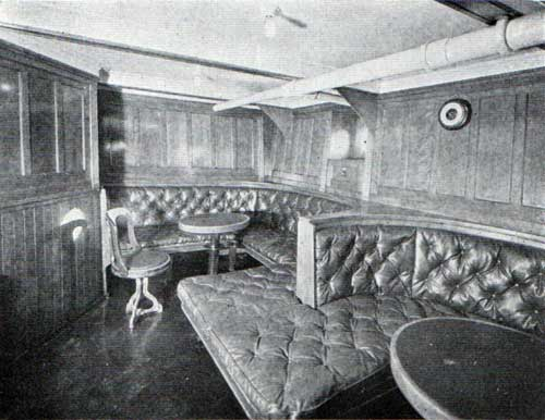 Third Class Smoking Room