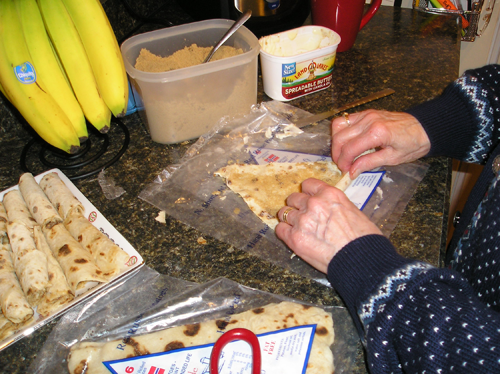 Rolling the Lefse