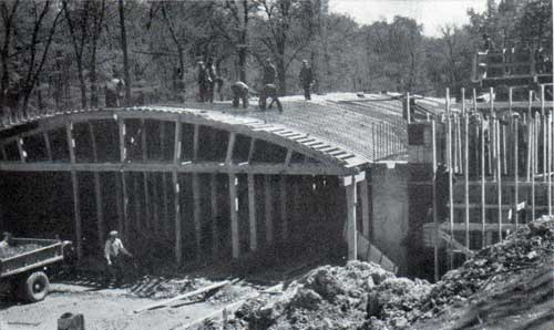 WPA Bridge and Roadway Project